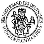Logo Berufsverband des deutschen Münzenfachhandels